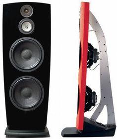 Image result for open baffle speaker design