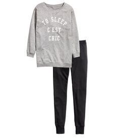 Totally in love with this H&M pjs.