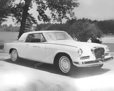 Studebaker Gran Turismo Hawk 1963 Vintage 8x10 Reprint Of Old Photo