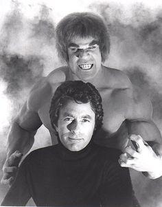 (The Incredible Hulk) Bixby/Ferrigno - 1979