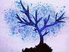 Week 30: A Sky Blue Winter's Night