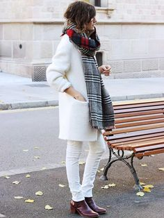 Isn't This Mixed-Print Scarf Awesome?