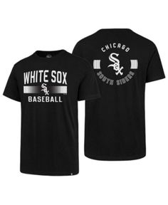 the latest 07fc8 d4c80  47 Brand Men s Chicago White Sox Rival Slugger T-Shirt - Black XXL Major
