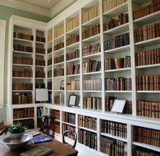 How to built in Billy bookcases... Would love to do this in the basement