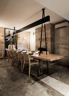 ACME restaurant, Rushcutters Bay, Australia. Design by Luchetti Krelle