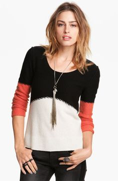0446a339f5 71 Best Color block sweaters images