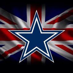 Let's Go Cowboys!! #CowboysLondon #CowboysNation