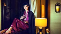 Olivia Von Halle, Shanghai collection