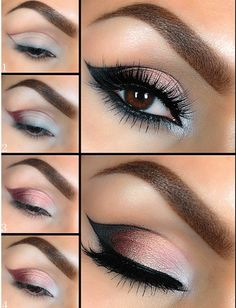 Eye Make-up Tutorials..