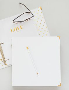 The Perfect Binder – Paper Luxe