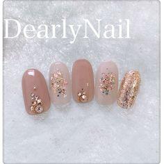 Gel Nail Designs, Cute Nail Designs, Bridal Nails, Wedding Nails, Cute Nails, Pretty Nails, Gel Nails, Manicure, Stiletto Nail Art