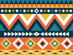 Cayucas Pattern by Richard Perez