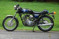 My 1975 Moto Morini reborn