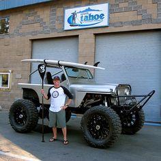 Jeep Jeep Cj6, Jeep Truck, Jeep Wrangler, 2 Door Jeep, Jeep Baby, Badass Jeep, Suv Trucks, Custom Jeep, Cool Jeeps