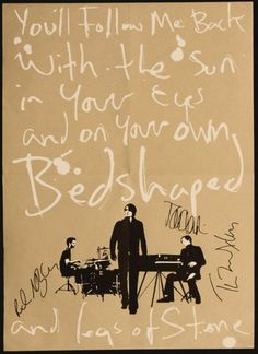 Bedshaped by Keane. Goosebumps every time I hear this song...