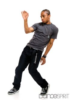 "Du-Shaunt ""Fik-Shun"" Stegall on the set of the Dance Spirit cover shoot (by Joe Toreno) Everybody Dance Now, Music Jam, Figure Drawing Models, Dance Themes, Dance Movies, Super Funny Memes, Best Dance, Street Dance, Hip Hop Dance"