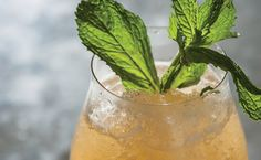The Best Mint Julep You'll Ever Have (Just in Time for the Kentucky Derby)