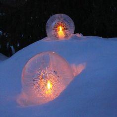 ice-globe-lantern-kit; cool idea; Amazon?