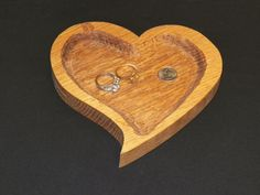 Hey, I found this really awesome Etsy listing at https://www.etsy.com/listing/119185251/wood-heart-carving-wood-ring-holder