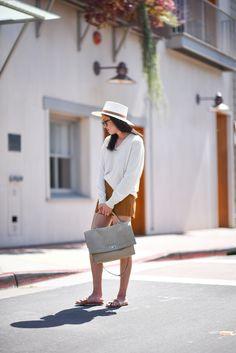 Summer shorts and ca