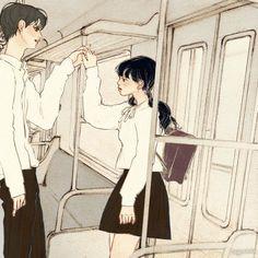 Open My Eyes, Friend Photos, Cute Art, Anime Art, Wonderland, Illustration Art, Animation, Draw, Pure Products
