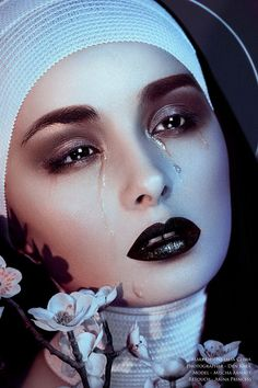 "For ""Dark Beauty Magazine"" on Makeup Arts Served"