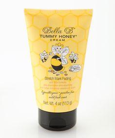 Look what I found on #zulily! Tummy Honey Stretch Mark Fading Cream by Bella B #zulilyfinds