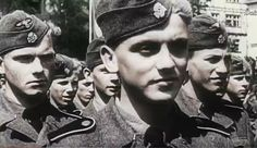 12th SS-Panzer Division Hitlerjugend of the Waffen-SS.