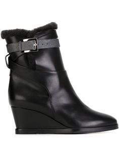 Fendi Wedge Boots  #fendi #boots