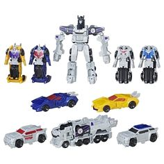 Robots In Disguise Menasor Combiner Force Team Pack New Image
