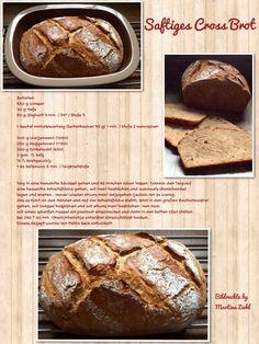 Brot selber backen.
