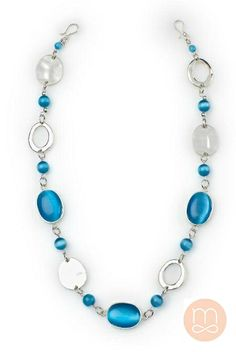 Blue Taffy - Mialisia VersaStyle Jewelry
