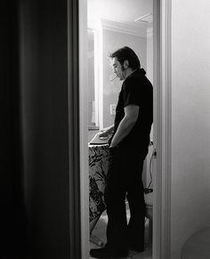 cinegirletlesvelus:  JAVIER BARDEM© Chris Buck