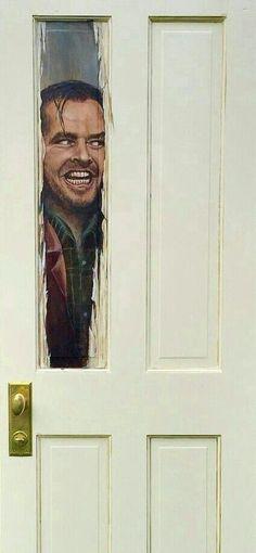 Great door art !!