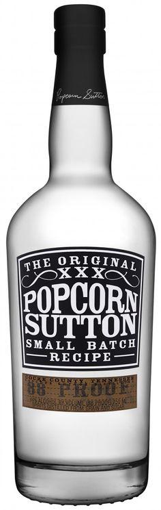 Review: Popcorn Sutton Small Batch Recipe Moonshine - Drinkhacker