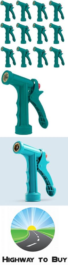 Hose Nozzles and Wands 181015: (12) Ea Fiskars # 501 Mid-Size Polymer Pistol Grip Garden Hose Nozzles -> BUY IT NOW ONLY: $37.89 on eBay!