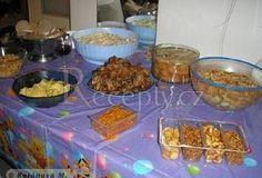 Kuřecí křidélka - ideální na párty  - Recepty.cz - On-line kuchařka Poultry, Cereal, Muffin, Chicken, Breakfast, Party, Recipes, Food, Morning Coffee