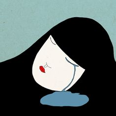 """""""Telling me I'm not allowed to be sad because there are other people out there who have it worse is like telling me I can't be happy because other people have it better."""" —Unknown (Artist yet unknown)"""