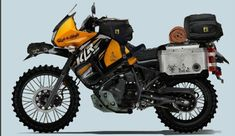 Ultimate Adventure Cycle. KTM Dual Sport