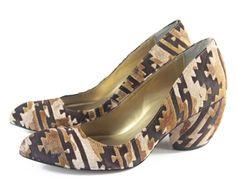 ETHNIES - Louloux - Sapatos Colecionáveis