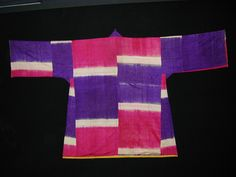 Ikat Shirt , Uzbekistan