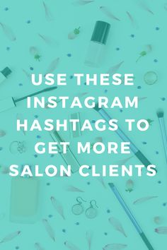 How to attract salon clients with Instagram Hashtags. This is a salon marketing idea you DO NOT want to miss. To grow your hair salon or nail salon business, you need to use social media correctly, and that comes down to hashtags! Get salon ideas and tips to promote your salon in this article.