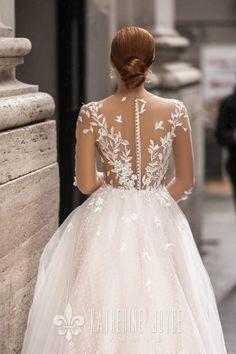 Katherine Joyce 2020 Spring Bridal Collection – The FashionBrides