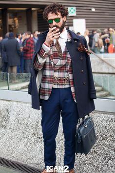 WWW.ICANDRESS2.COM Mens Fashion Blazer, Preppy Mens Fashion, Suit Fashion, Fashion Outfits, Suit Pattern, Editorial Fashion, Menswear, Style Men, Men's Style