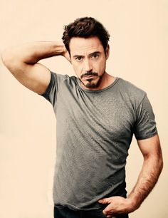 Robert Downey Jr.; Mmmm Simply Steaming Hot