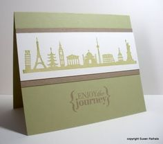 Travel card  --could be a home away from home card