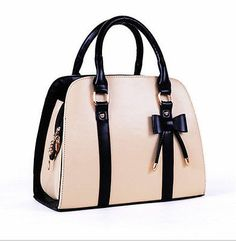 Leather Hobo Messenger lady handbags bag