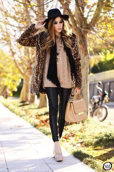 FashionCoolture - 24.07.2013 look du jour winter leopard (1)