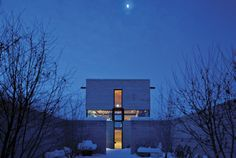 Outpost in Bellevue, Idaho by Olson Kundig Architects.