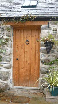 rustieke houten voordeuren - Google zoeken